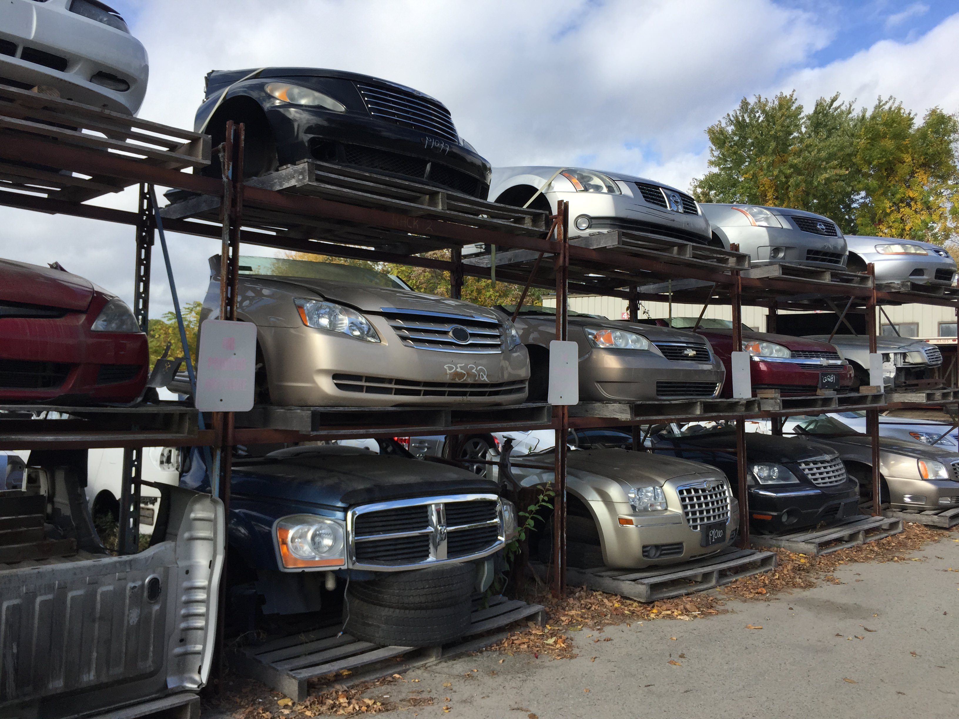 Auto Recycling Cars For Sale
