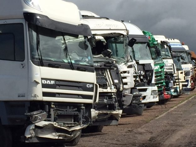 truck removals, cash for trucks, cash for scrap trucks